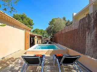 3 bedroom Villa in Cala San Vicente, Balearic Islands, Spain : ref 5679423