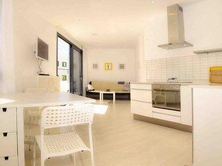 Casa Anclada con terraza, apartamento moderno en Arrieta