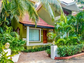 3 BHK villa near Sinquerium Beach
