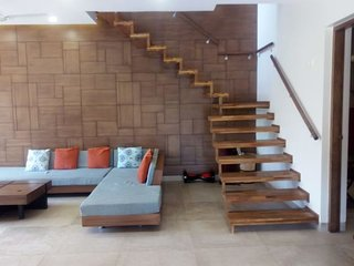 3 BHK ac bungalow with private pool