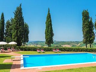 6 bedroom Villa in Capraia e Limite, Tuscany, Italy : ref 5621402