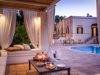 3 bedroom Villa in San Bartolomeo, Apulia, Italy : ref 5621880