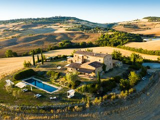 6 bedroom Villa in Pienza, Tuscany, Italy : ref 5621887
