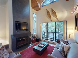 FREE ACTIVITIES - Stylish Home in a Prime Location by Harmony Whistler