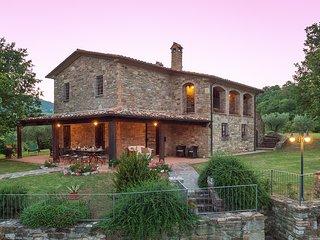 5 bedroom Villa in Galera, Umbria, Italy : ref 5621884