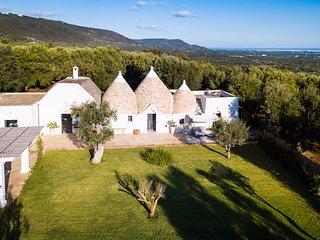 3 bedroom Villa in Santa Lucia, Apulia, Italy : ref 5621879