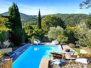 2 bedroom Villa in Saint-Marcellin-les-Vaison, Provence-Alpes-Cote d'Azur, Franc
