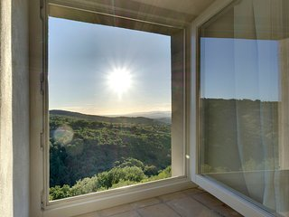 THE VIEW - A POP APARTMENT in CANA, MAREMMA TUSCANY