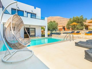 2 bedroom Villa in Lindos, South Aegean, Greece : ref 5402636