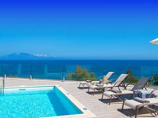 3 bedroom Villa in Amboula, Ionian Islands, Greece : ref 5621381