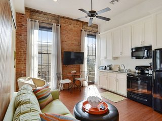 Spacious Condo w Balcony on Magazine St
