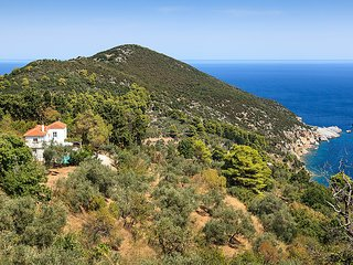 2 bedroom Villa in Skopelos, Thessaly, Greece : ref 5621379