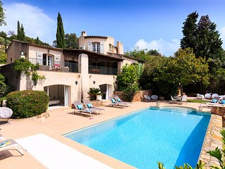 5 bedroom Villa in Anthéor, Provence-Alpes-Côte d'Azur, France : ref 5621206