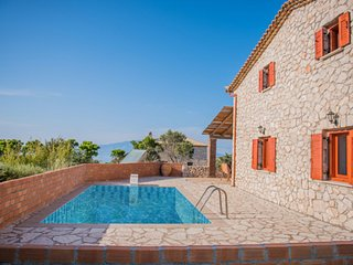 3 bedroom Villa in Ano Volimes, Ionian Islands, Greece : ref 5680756
