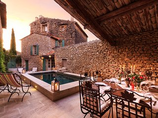 3 bedroom Villa in Cabrieres-d'Avignon, Provence-Alpes-Cote d'Azur, France : ref