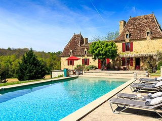 5 bedroom Villa in Bouillac, Nouvelle-Aquitaine, France : ref 5621247