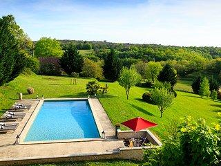 Bouillac Villa Sleeps 12 - 5621247