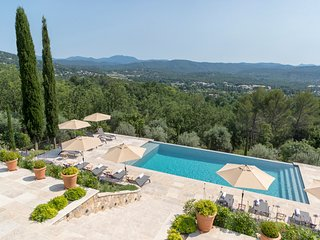 7 bedroom Villa in Montauroux, Provence-Alpes-Cote d'Azur, France : ref 5621924