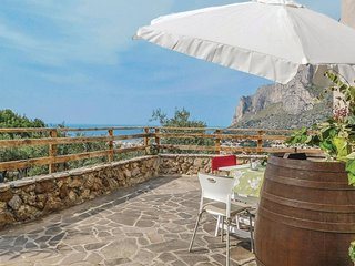 2 bedroom Villa in Sferracavallo, Sicily, Italy : ref 5680922