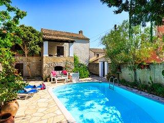 2 bedroom Villa in Agios Stefanos Sinion, Ionian Islands, Greece : ref 5621251