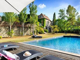 5 bedroom Villa in Monteton, Nouvelle-Aquitaine, France : ref 5621229