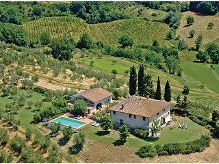 7 bedroom Villa in Barberino Val d'Elsa, Tuscany, Italy : ref 5680963