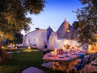 3 bedroom Villa in Cozzana, Apulia, Italy : ref 5621883