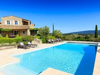 6 bedroom Villa in Coustellet, Provence-Alpes-Cote d'Azur, France : ref 5621208