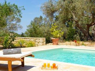 1 bedroom Villa in Amnatos, Crete, Greece : ref 5621293