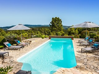 4 bedroom Villa in Roussillon, Provence-Alpes-Cote d'Azur, France : ref 5621219