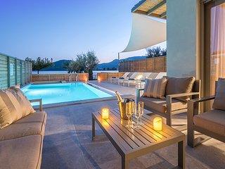 2 bedroom Villa in Perigiali, Ionian Islands, Greece : ref 5621318