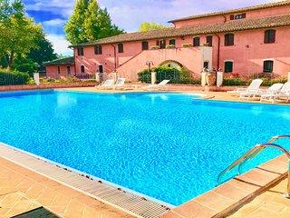 Mulino Lusso/Exc pool/Sleeps 24/28/Breakfast inc in rate/Spoleto 10 km/Rome 1 hr