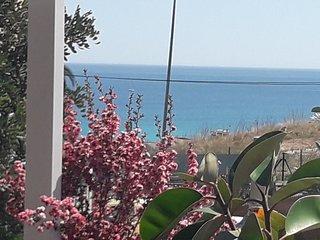 casa fleur luxe appartement met zeezicht en zwembad