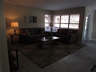 3 Bedroom 1st Floor - Newly update and furnished - Close to pool