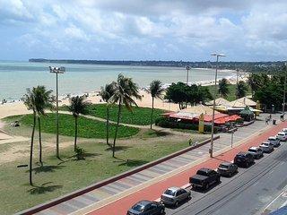 MARINAS PRAIA FLAT - Frente Mar, no coracao de Cabo Branco