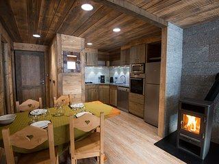 G12. Appartement premium 3/5p 42m² 1ch terrasse
