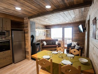 G8. Appartement premium 3/5p 42m² 1ch terrasse