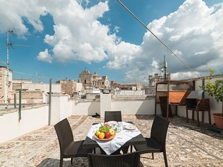 Terrazza in the centre of Martina Franca