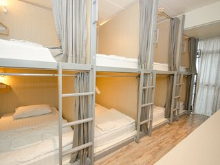 Good Day Hostel: One Bed in 8 Beds Dormitory Room