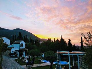 villa Claire Benitses, Achillion, Corfu