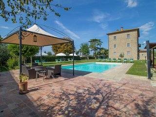 10 bedroom Villa in Manzano, Tuscany, Italy - 5681398