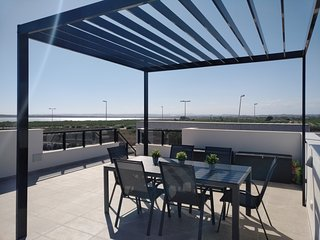 La Luna III Penthouse with 70 sqm Roof Terrace
