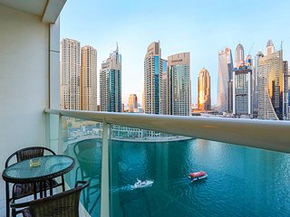 Studio Marina View Tower - Dubai Marina