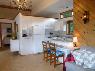 LOVELY COTTAGE-20 MINUTES FROM QUEBEC CITY- MOUNTAIN-STEP OUTDOORS ACTIVITIES