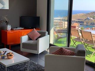 CASA PICASSO, T2 Chic & Déco avec vue mer panoramique