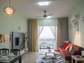 SWEET HOME ATLANTIS MELAKA CITY VIEW