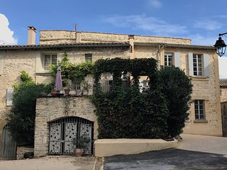Near Uzes,Charming Village House With Terrace