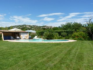 4 Bed Idyllic Fayence Retreat, Private Pool, Great Views