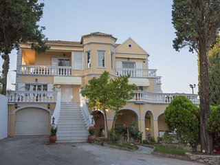 Villa Theodora on the beautiful Greek island Corfu