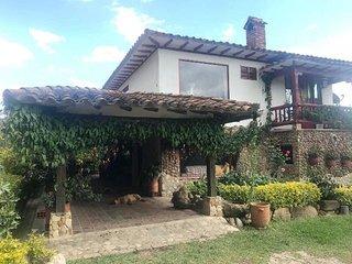 La Casa de Pascale. Agradables y comodas habitaciones en una linda casa de campo